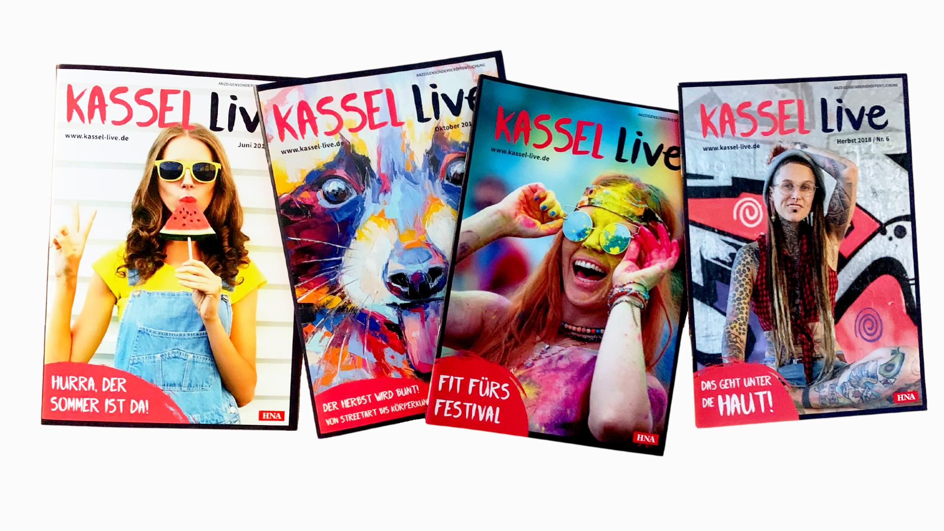 Kassel live 2