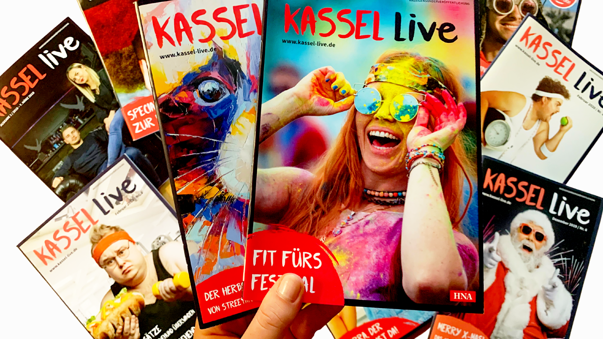 Kassel live 3