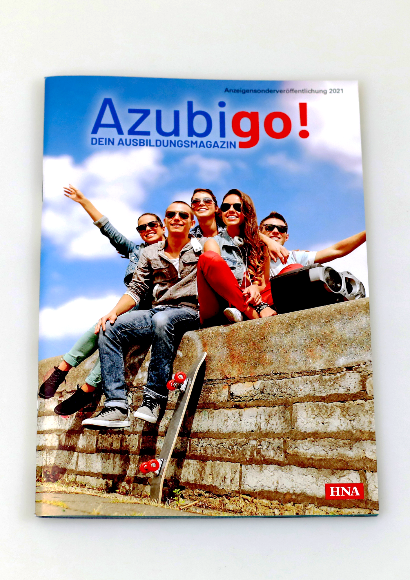 Azubi Go hochformatig