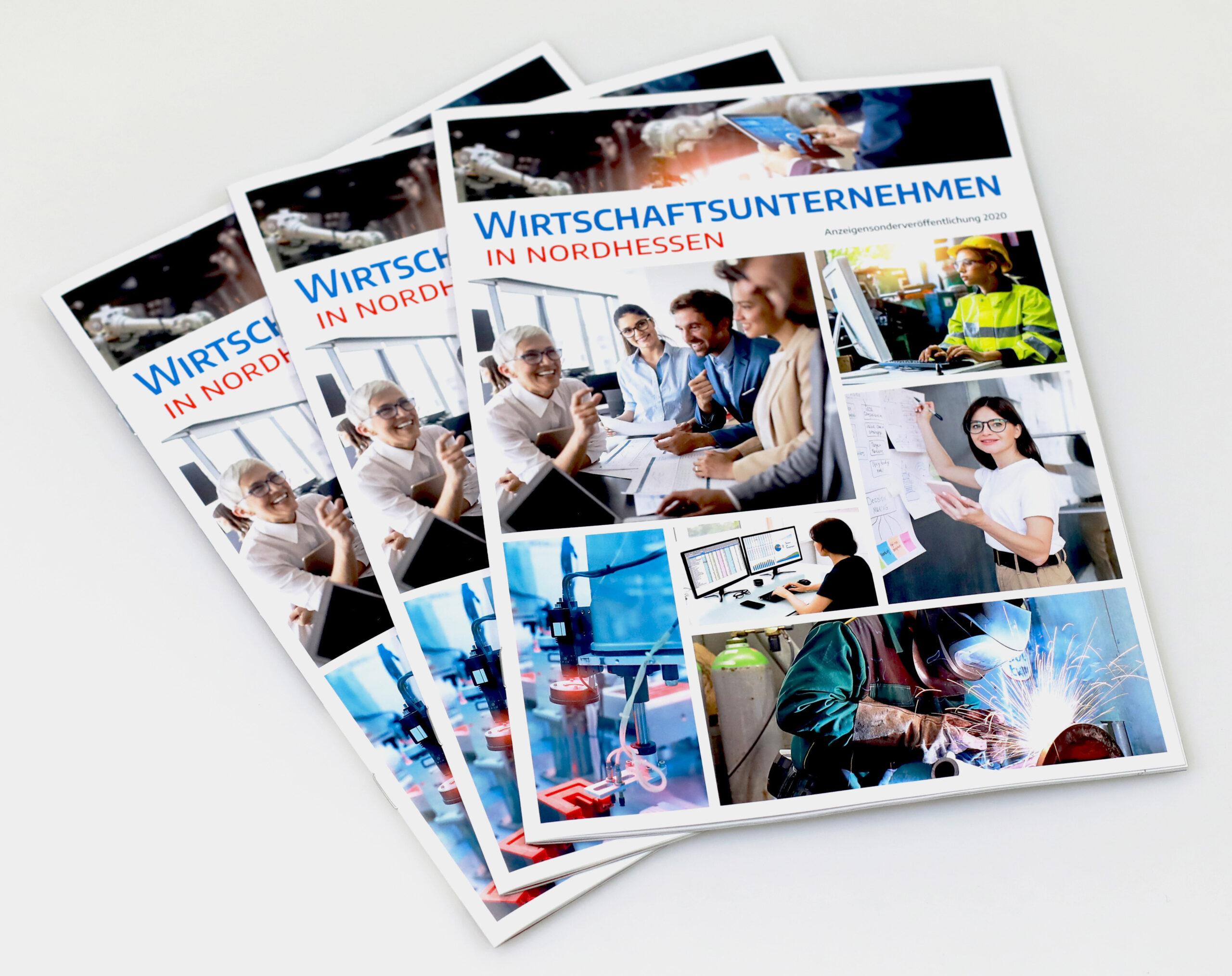 Wirtschaftsunternehmen in Nordhessen